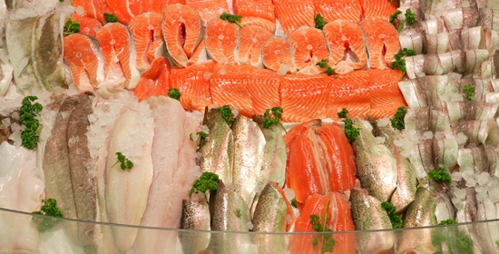RIORDAN'S SUPERVALU FRESH FISH